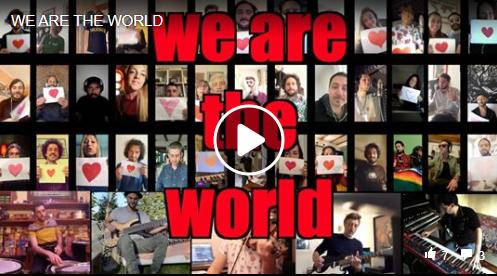 We are the world – Il cuore della città