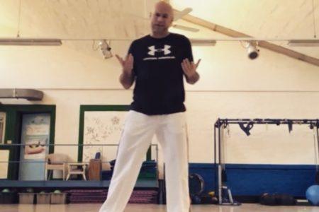 Lezioni in diretta Facebook con Alessio Citi Fitness Studio