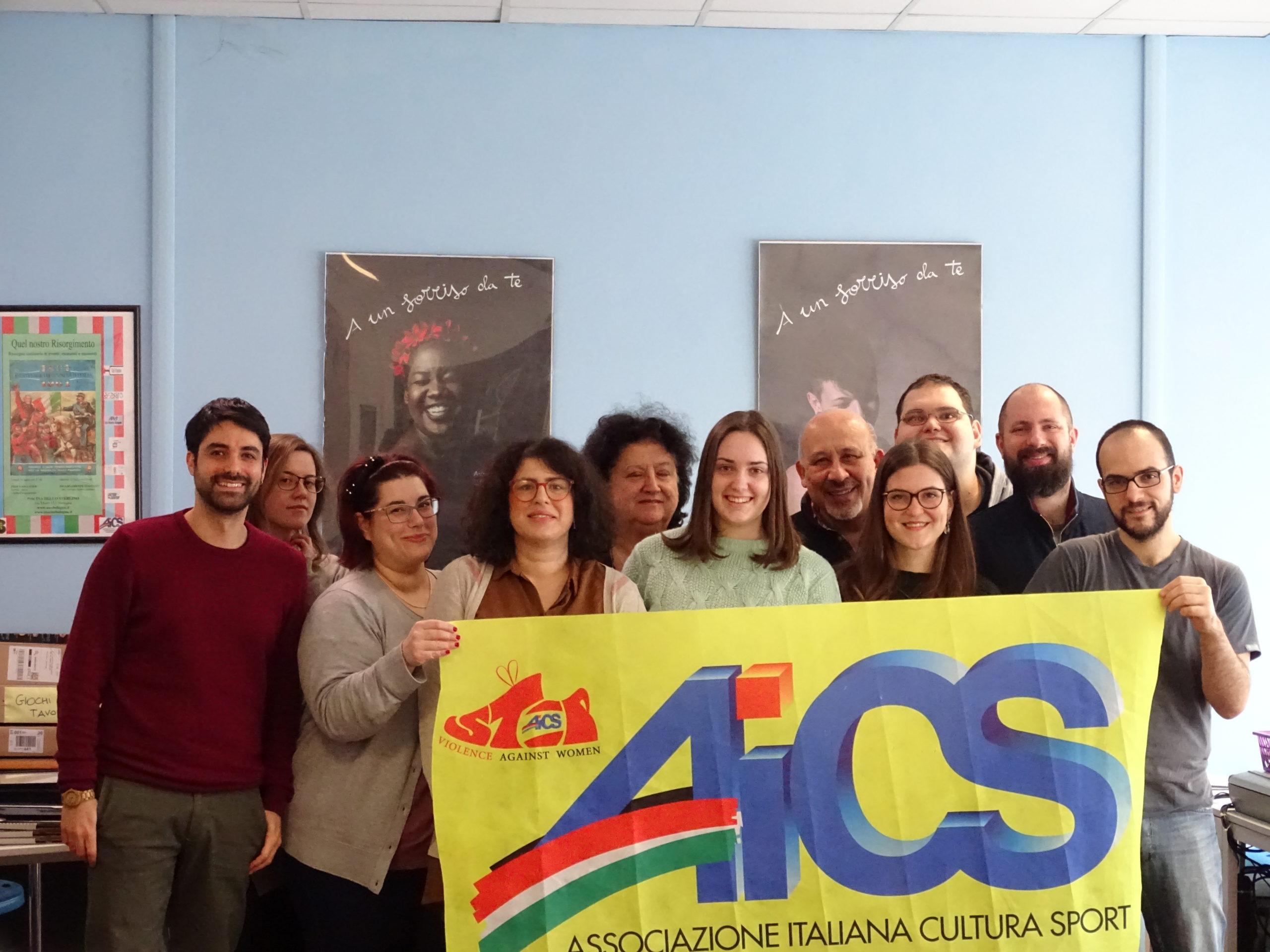 Riapertura uffici AICS Bologna