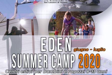 EDEN PARK SUMMER CAMP