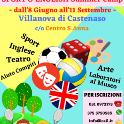 Locandina-Sport-English-Summer-Camp-Villanova-2020