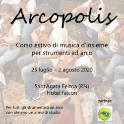 locandina-Arcopolis-corso-estivo-2020