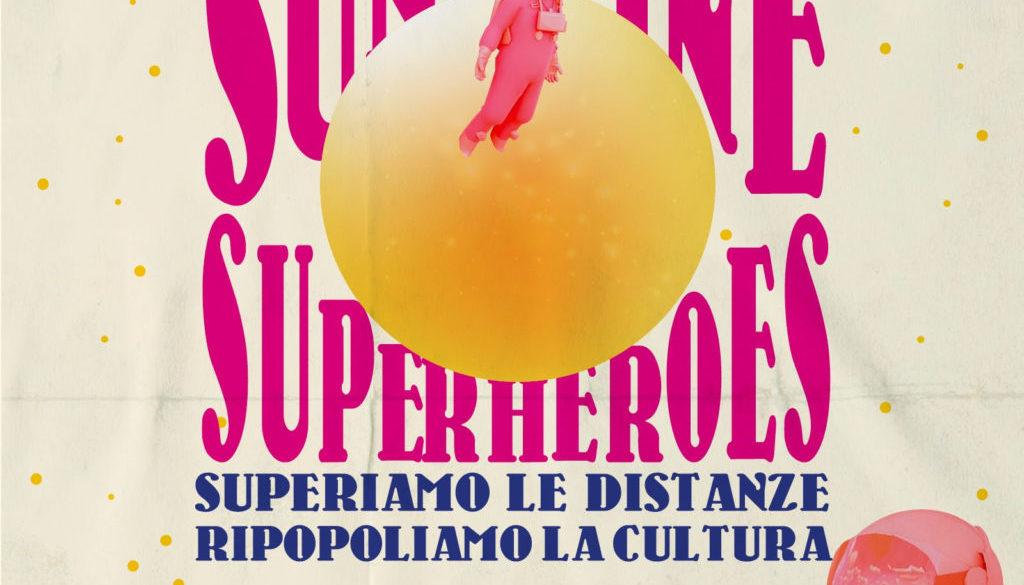 sunshine superheroes
