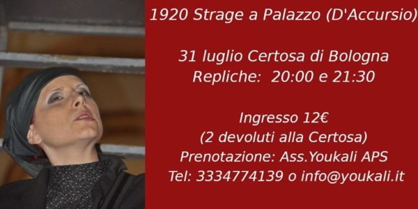 1920 Strage a Palazzo (D'Accursio)