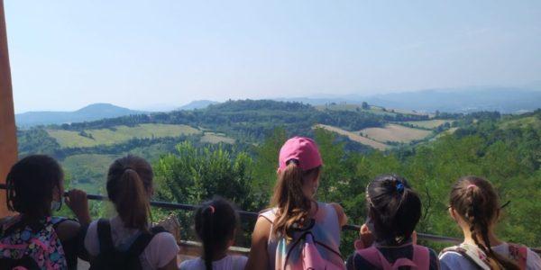 Gita a San Luca – centro estivo Garibaldi