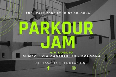 Parkour Jam – Joint 2020