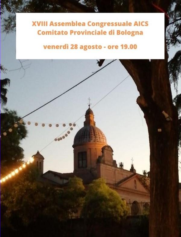 XVIII Assemblea Congressuale AICS Comitato Provinciale di Bologna