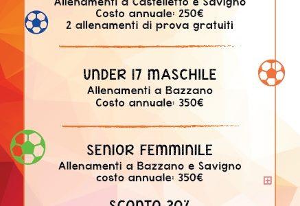 Corsi di Pallamano – Polisportiva Valsamoggia