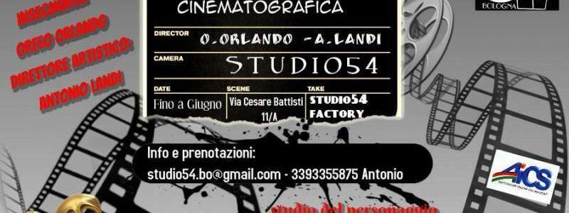 Corso di recitazione cinema Studio54