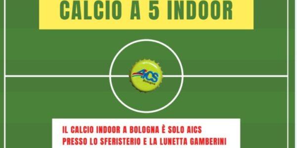 CAMPIONATO AICS CALCIO 5 AL COPERTO