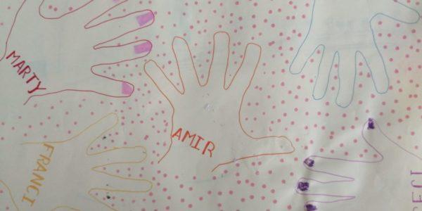 I disegni dei bambini dei centri estivi per la nuova campagna Ageop