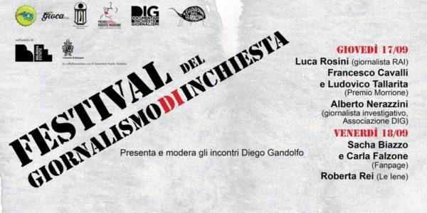 Festival del Giornalismo d'Inchiesta