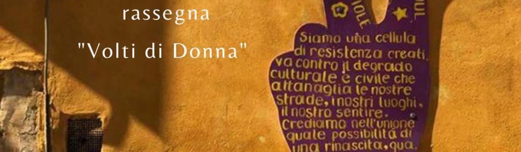 """Rassegna poetica Volti di Donna – reading """"Piccoli Dettagli"""" – FOTO"""