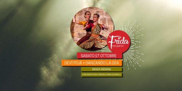 DEVĪ PŪJĀ • Danzando la Dea, spettacolo di danza indiana