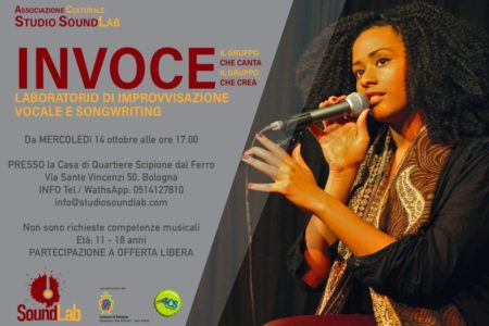INVOCE – Il gruppo che canta, il gruppo che crea