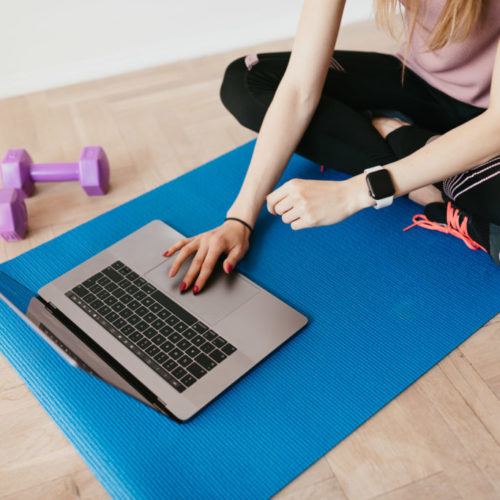 Copertura assicurativa per lezione online