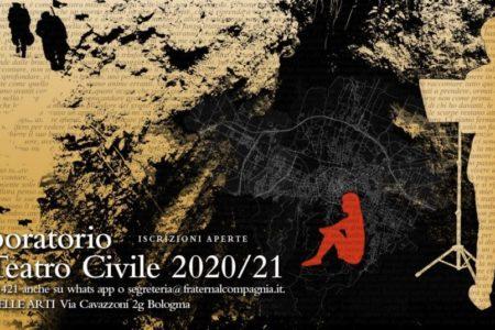 Laboratorio di Teatro Civile 2020/21