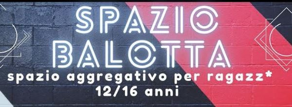 SPAZIO BALOTTA – LABORATORI DI RAP E DI WRITING