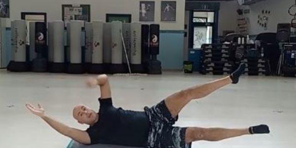 Lezioni online con Alessio Citi Fitness Studio