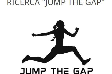 "Un momento di riflessione – questionario ""Jump the gap"""