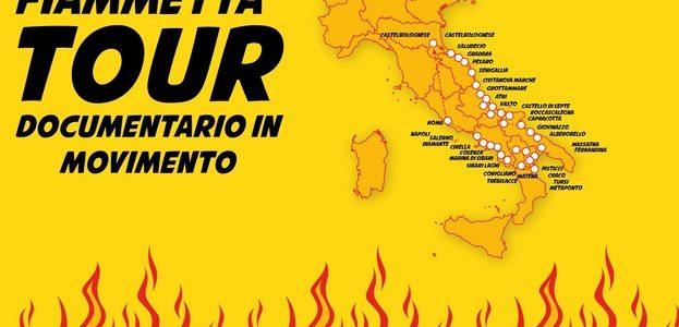 Fiammetta Tour documentario in movimento di Cinzia Neri Ravaglia
