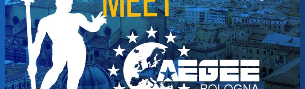 MEET AEGEE-Bologna – suit up a students' NGO