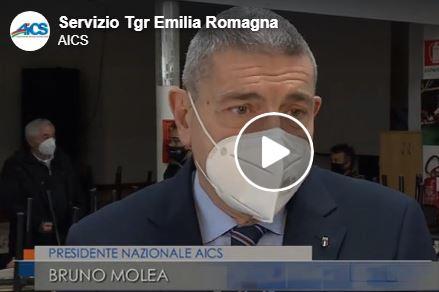 BRUNO MOLEA AL TGR
