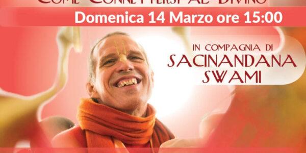 Appuntamenti con il Centro Vaikuntha – 13 e 14 marzo