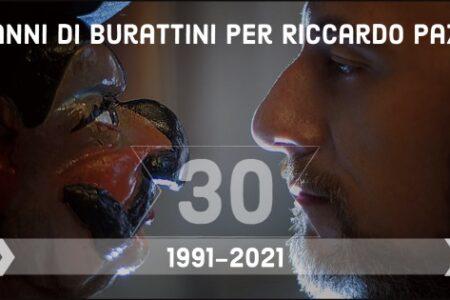 I burattini di Riccardo Pazzaglia compiono 30 anni