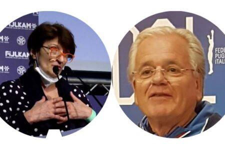 Elezioni in Federazione di Laura Di Toma e Sergio Rosa