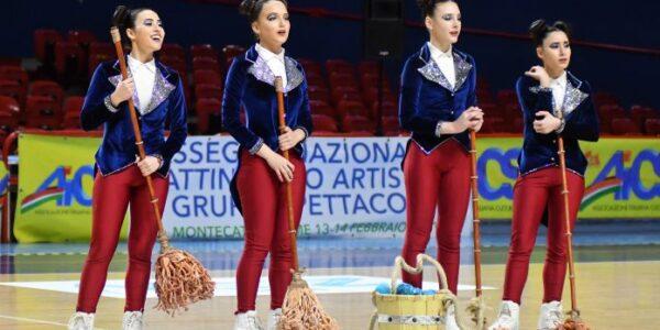 Pattinaggio artistico, trofeo nazionale AICS Emilia Romagna