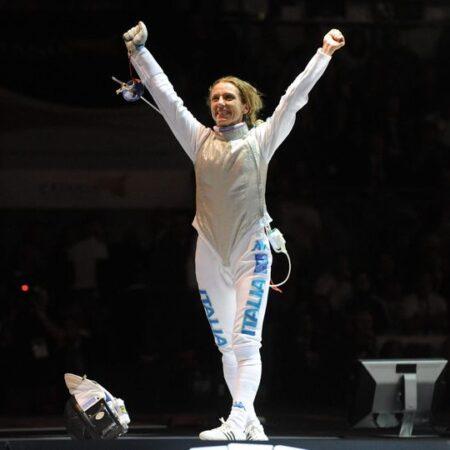 Valentina Vezzali è la nuova Sottosegreteria allo Sport