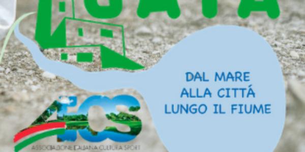 Gaia – dal mare alla città lungo il fiume