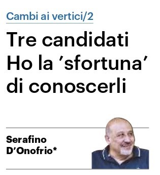 Articolo Serafino titolo