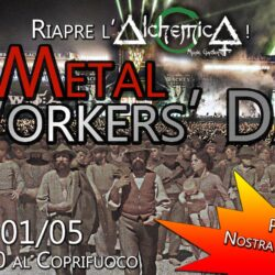 Metal-workers-day