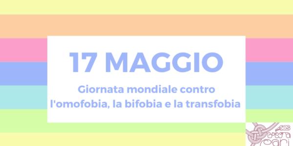 AICS per la giornata internazionale contro l'omobitransfobia