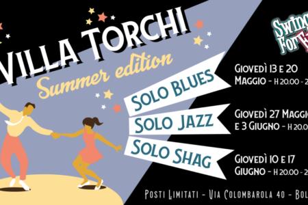 Villa Torchi – Summer edition