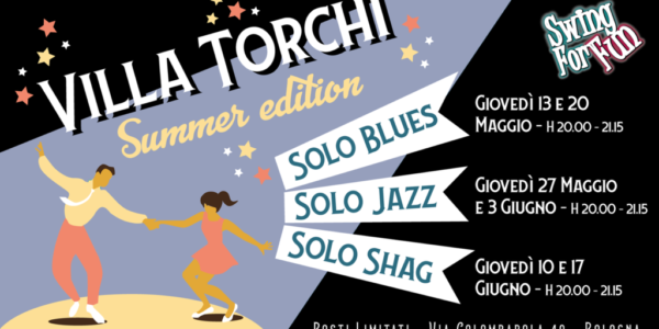 Villa Torchi – Summer edition
