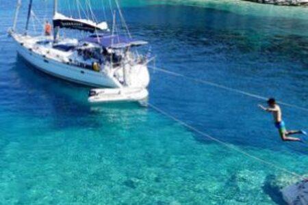 corsi pratici di vela