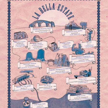 """""""La Bella estate""""- il calendario estivo di Aics"""
