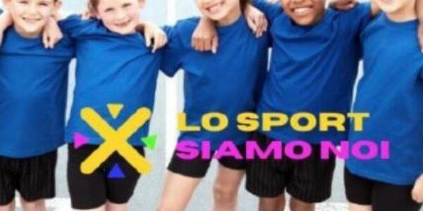 """Progetto """"Sport Siamo Noi"""""""