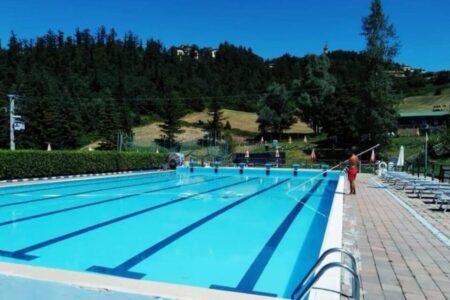 La piscina di Monghidoro vi aspetta!