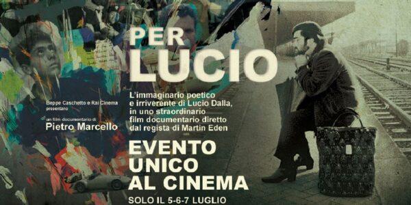 Per Lucio – Cinema Odeon
