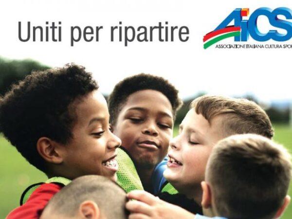 NUOVO ANNO ASSOCIATIVO AICS 2021/22 – IMPORTANTI NOVITA' PER RIPARTIRE INSIEME