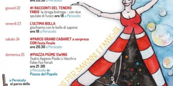 #Restiamoagallatour: l'ultima settimana di Wanda Circus