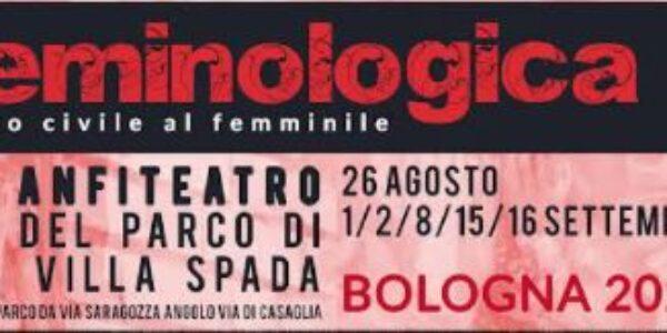 Feminologica 4: teatro civile al femminile
