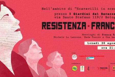 Resistenza Franca – Associazione Culturale Youkali