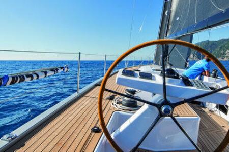 Patente Nautica vela e motore