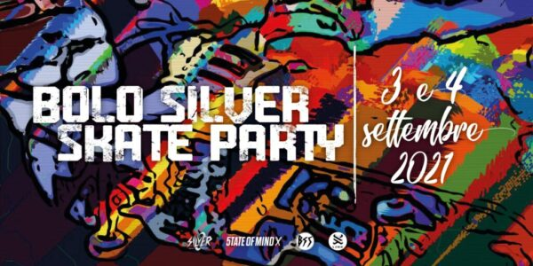 Bolo Silver Skate Party