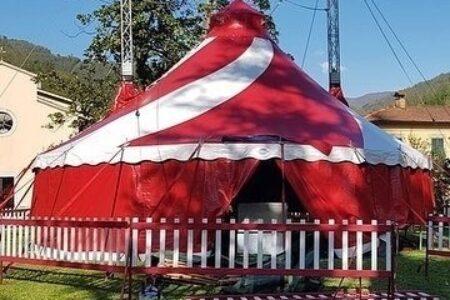 Il Circo arriva ad Anzola dell'Emilia